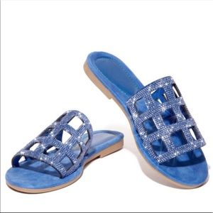Cape Robbin slip-on sandals